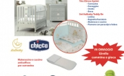 Corredo Bebé Trio Chicco Sprint + ItalBaby Teddy Re a 799,00 Euro